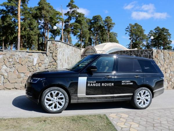 Land Rover Range Rover фото