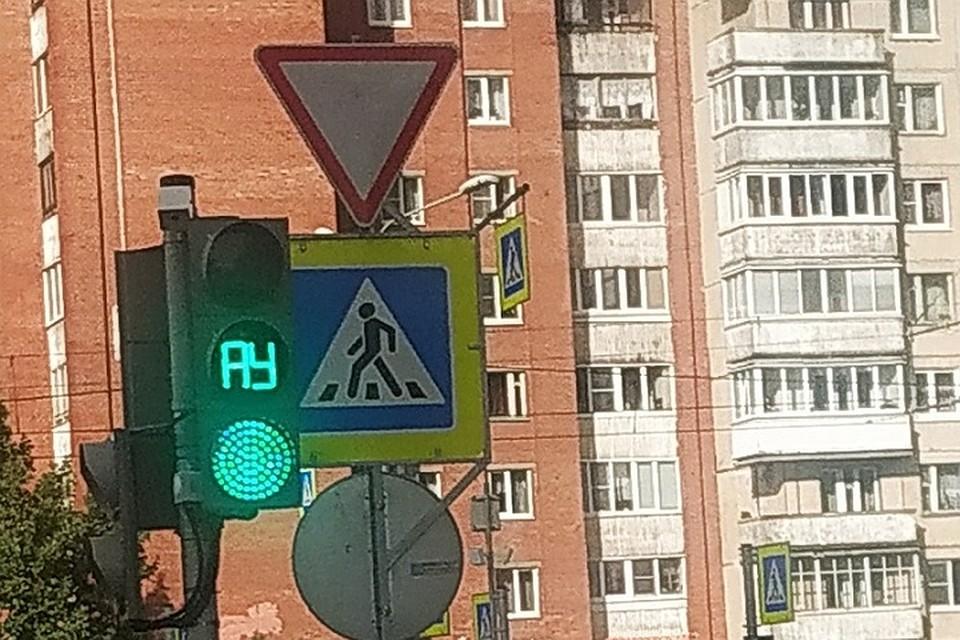 Адаптивный светофор