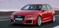 «Горячая штучка» - хэтчбек Audi RS3 Sportback
