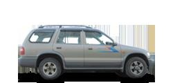 KIA Sportage Гранд 1993-2006