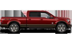 Ford F-150 Супер Крю 2014-2020