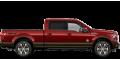 Ford F-150 Двойная кабина - лого