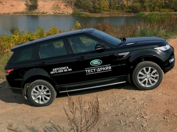 Land Rover Range Rover Sport фото