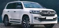 Новый Toyota Land Cruiser 200 стал перламутровым и обрел усиленную защиту от угона