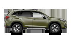 Subaru Forester 2018-2020 новый кузов комплектации и цены