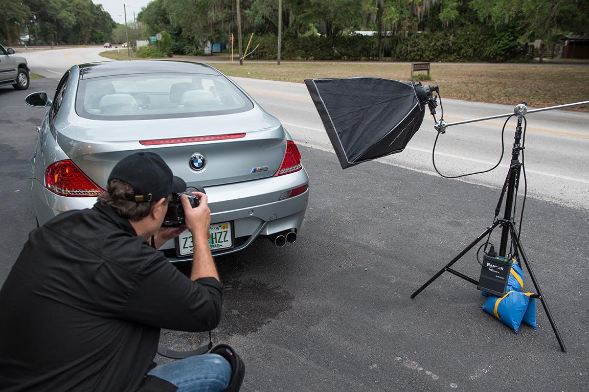 как правильно фотографировать автомобили создать квартире