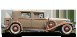 Chrysler Imperial седан 1931-1933