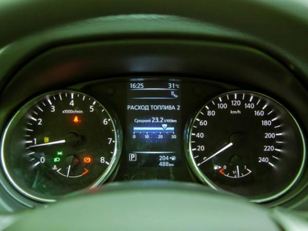 Nissan Qashqai фото
