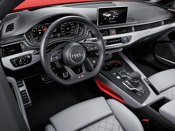 Audi S5 Coupe фото