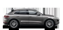 Porsche Macan среднеразмерный кроссовер 2014-2021 новый кузов комплектации и цены