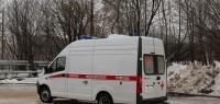 Ребенка доставили в больницу после аварии в Арзамасе