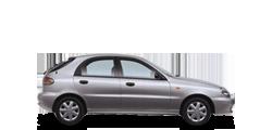 Daewoo Sens хэтчбек 2002-2008