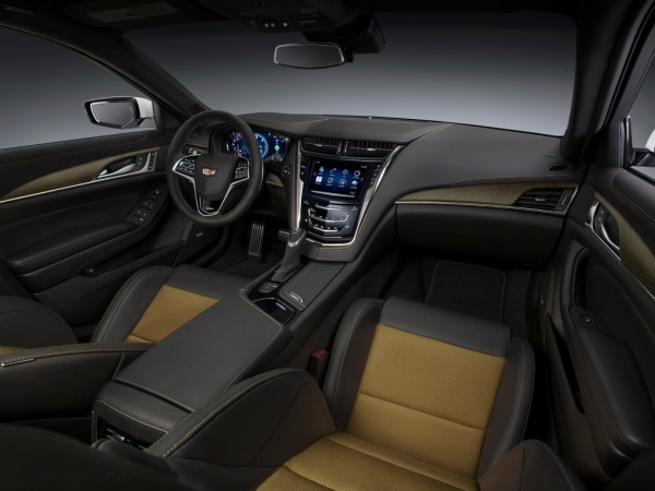 Cadillac CTS-V фото
