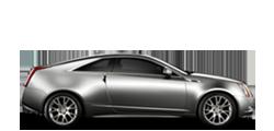 Cadillac CTS-V купе 2009-2014