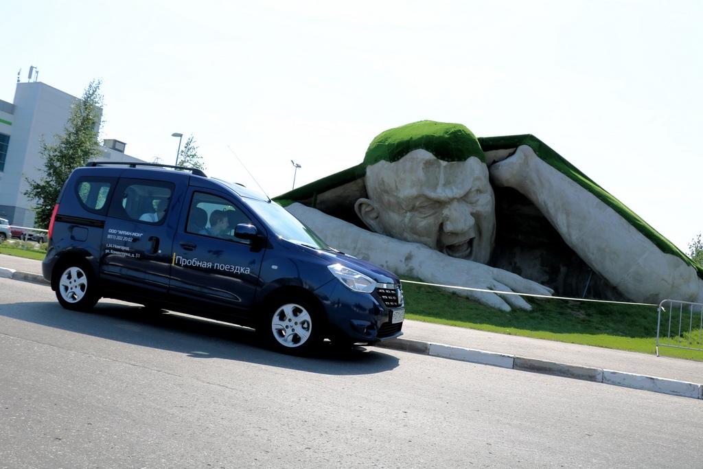 Renault Dokker фото