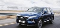 Новый кроссовер Santa Fe от корейской компании Hyundai в России