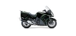 Kawasaki 1400GTR - лого