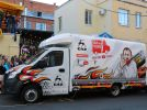 GAZtro Tour в Нижнем Новгороде: гусь, шеф-повар и ГАЗель фудтрак - фотография 17