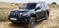 Более тысячи экземпляров Land Cruiser Prado от Toyota отзывают из России