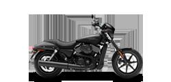 Harley Davidson Street Rod - лого