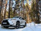 Lexus RX: Только выигрывать - фотография 40