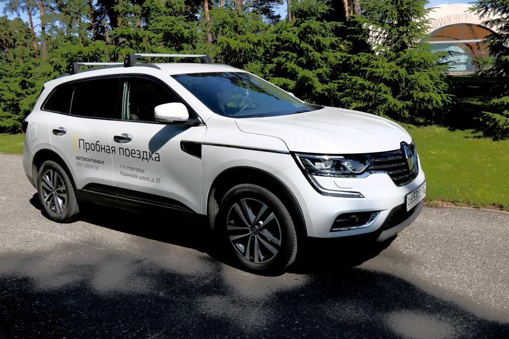 Renault Koleos фото