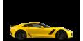 Chevrolet Corvette Z06 - лого