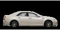 Cadillac STS V - лого