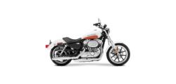 Harley Davidson Sportster 883 SuperLow - лого